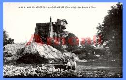 16. CHARENTE - CHASSENEUIL. Les Fours à Chaux. - France