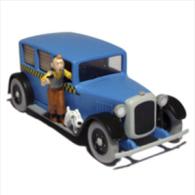 X TINTIN CARS AMERICATAXI CHECKER 1929 - Tintin