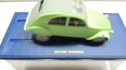 X TINTIN CARS CALCULUS AFFAIRLa 2CV - (Calculus Affair) - Tintin