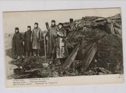 Belgische Soldaten In Loopgraven Pervijze (Diksmuide) - Guerre 1914-18