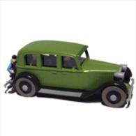 X TINTIN CARS BLUE LOTUSLa Berline De Mitsuhirato - (Blue Lotus) - Tintin