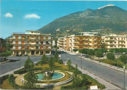 O180 Cassino (Frosinone) - Piazzale Della Stazione / Viaggiata 1972 - Altre Città