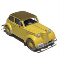 X TINTIN CARS KING OTTOKAROPEL OLYMPIA CABRIOLET - Tintin