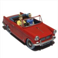 X TINTIN CARS BLACK ISLANDTRIUMPH HERALD 1200 ANNI 60 - Tintin