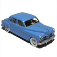 X TINTIN CARS DESTINATION MOONDODGE CORONET SP.DE LUXE ANNO 49 - Tintin
