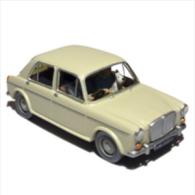 X TINTIN CARS BLACK ISLANDMG 1100 - (Black Island) - Tintin