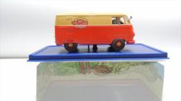 TINTIN CARS CALCULUS AFFAIR    VW TRANSPORTER ANNI 50 - Tintin