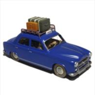 X TINTIN CARS CASTAFIORE Le Taxi De Moulinsart - (Castafiore Emerald) - Tintin