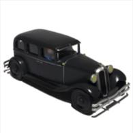 TINTIN CARS BLUE LOTUS    CHRYSLER SIX 1931 - Tintin