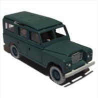TINTIN CARS PICAROS    La Land Rover De Tapioca - (Picaros) - Tintin