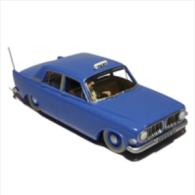 TINTIN CARS BLACK ISLAND    FORD ZEPHYR SIX MK III - Tintin