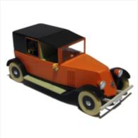 TINTIN CARS CRAB    RENAULT NN 1926 - Tintin