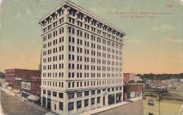 Arkansas Little Rock State National Bank Building 1912