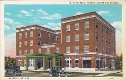 Arkansas Russellville Hotel Pearson