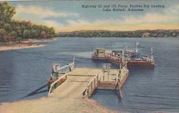 Arkansas Lake Norfork Panther Bay Landing Highway 62 &amp  1