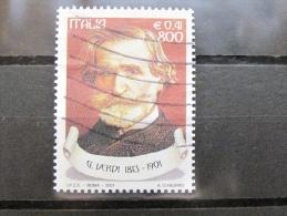 ITALIA USATI 2001 - Melodramma Lirico Italiano VERDI - RIF. G 1793 LUSSO - 6. 1946-.. Repubblica