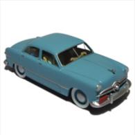 TINTIN CARS DESTINATION MOON    FORD CUSTOM V8 1949 - Tintin