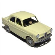 X TINTIN CARS CASTAFIORE ALFA ROMEO GIULIETTA BERLINA 1960 - Tintin