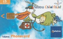 Australia - Telstra Child Flight (Exp.Jan'05) - Australia