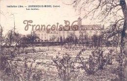 (36) Lourdoueix Saint St Michel - Les Jardins Institution - 2 SCANS - Autres Communes