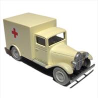 TINTIN CARS CIGARS    The Asylum Ambulance (Gigars) - Tintin