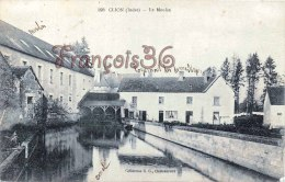 (36) Clion - Le Moulin - 2 SCANS - France