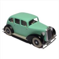 TINTIN CARS AMERICA    The Car Of Bogus Policemen (America) - Tintin