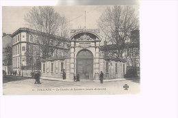 Cpa ,   Toulouse , La Chambre De Commerce  ,  Voyagé - Toulouse