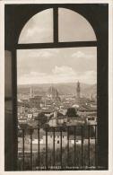 I - To - Firenze - Panorama Dal Giardino Boboli - Vera Foto : Fotoedizione Brunner & C. N° 90-222 - Firenze