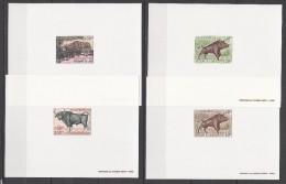 LAOS 1970 -   PROOF/EPREUVE DE LUXE  SG 300-303  **MNH    M307 - Laos