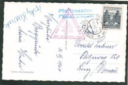 Alte AK Postablage PFAFFENSATTEL Steinhaus Semmering 1964 Kleinformat - Unclassified