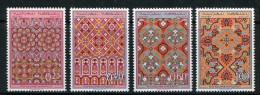 Maroc- Y&T N°561 à 564- Neufs Avec Charnière * - Maroc (1956-...)