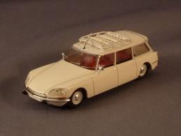 Brekina 14213, Citroën DS Break, 1967, 1:87 - Voitures, Camions, Bus