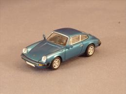 Brekina 16301, Porsche 911 Coupé, 1973, 1:87 - Voitures, Camions, Bus