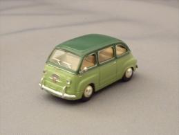 Brekina 22457, Fiat Multipla, 1956, 1:87 - Voitures, Camions, Bus