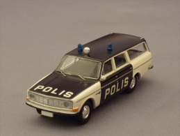 Brekina 29453, Volvo 145 Polis (S), 1966, 1:87 - Voitures, Camions, Bus