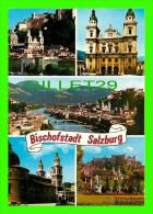 SALZBURG, AUTRICHE - BISCHOFSTADT SALZBURG - 5 MULTIVIEWS - - Salzburg Stadt