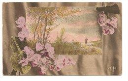 L14b275 - Paysage  Champêtre, Fleurs  -  CLB N°119 - Blumen