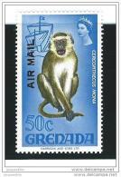 Grenada  SG  510b    AIR  Doubled              *          Ongebruikt  /  Mint  /  Ungebraucht  /  Neuf  * - Grenada (...-1974)
