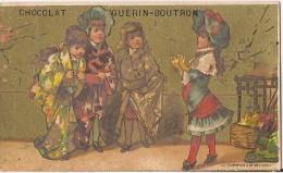CHROMO CHOCOLAT GUERIN BOUTRON  PARIS - Guerin Boutron