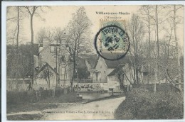 Villiers-sur-Morin-L'Abreuvoir-(CPA). - Francia