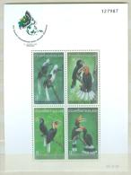 Thailand 1996 Asian Hornbill, Birds MNH** - Lot. A251 - Thailand