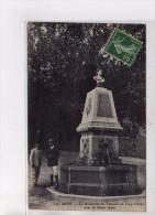 LES MEES - Le Monument Des Victimes Du Coup D'Etat Dans Les Basses Alpes - Très Bon état - France