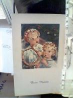 ILLUSTRATA F M ANGELI BUON NATALE  N1965  FC6331 - Natale