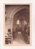PARIS XX° : Eglise St Germain De Charonne: Collatéral De Droite: Pilier Roman - Arrondissement: 20