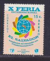 SALVADOR AERIENS N°  546 ** MNH Neuf Sans Charnière, TB  (D1234) - El Salvador