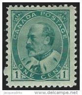 Canada           SG       175              *                          Mint  -  Hinged - 1903-1908 Regering Van Edward VII