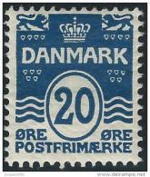 Denemarken         Yvert     67             *                    Ongebruikt  /  Mint - Hinged