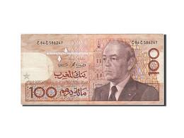 Maroc, 100 Dihrams, Type Roi Hassan II - Maroc