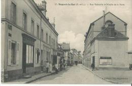Nogent Le Roi - Rue Vamorin Et Moulin De La Porte - Nogent Le Roi